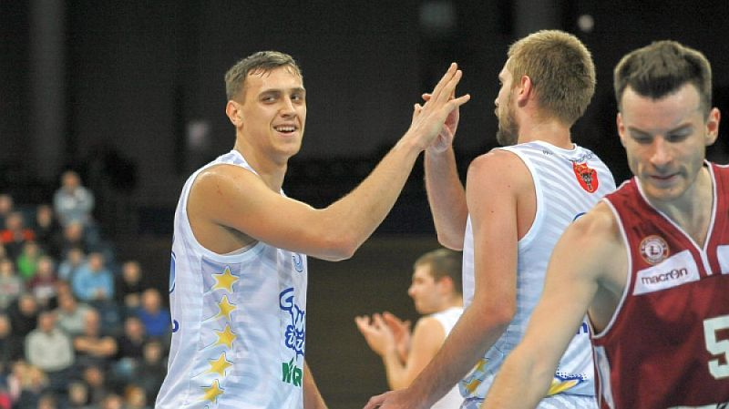 Форвард збірної України ефектно зіграв у чемпіонаті Литви: відео