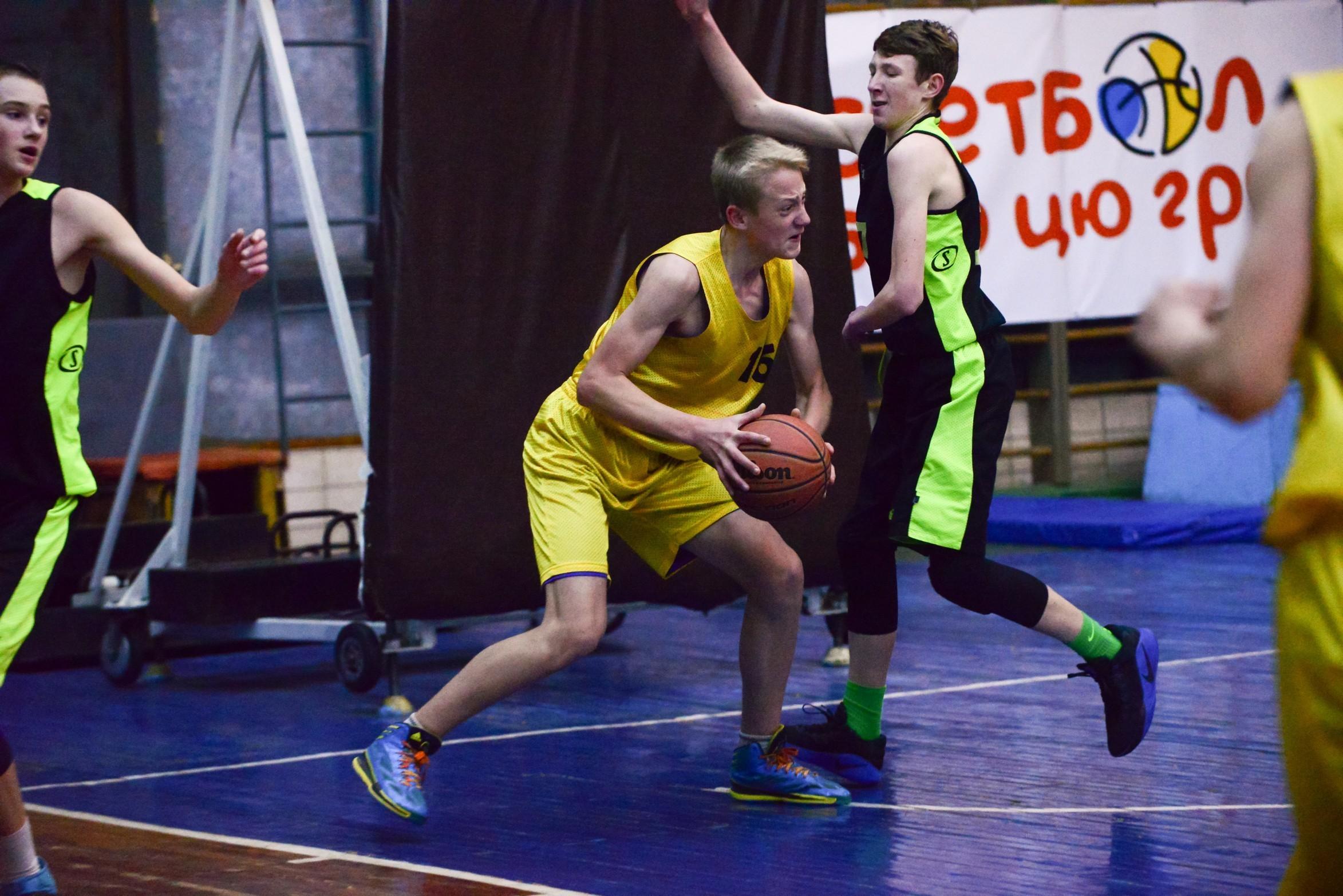 Баскетбол в Україні: гарячий січень