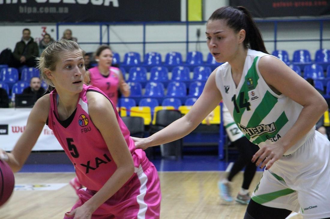 Юлія Мусієнко вперше стала найціннішим гравцем тижня