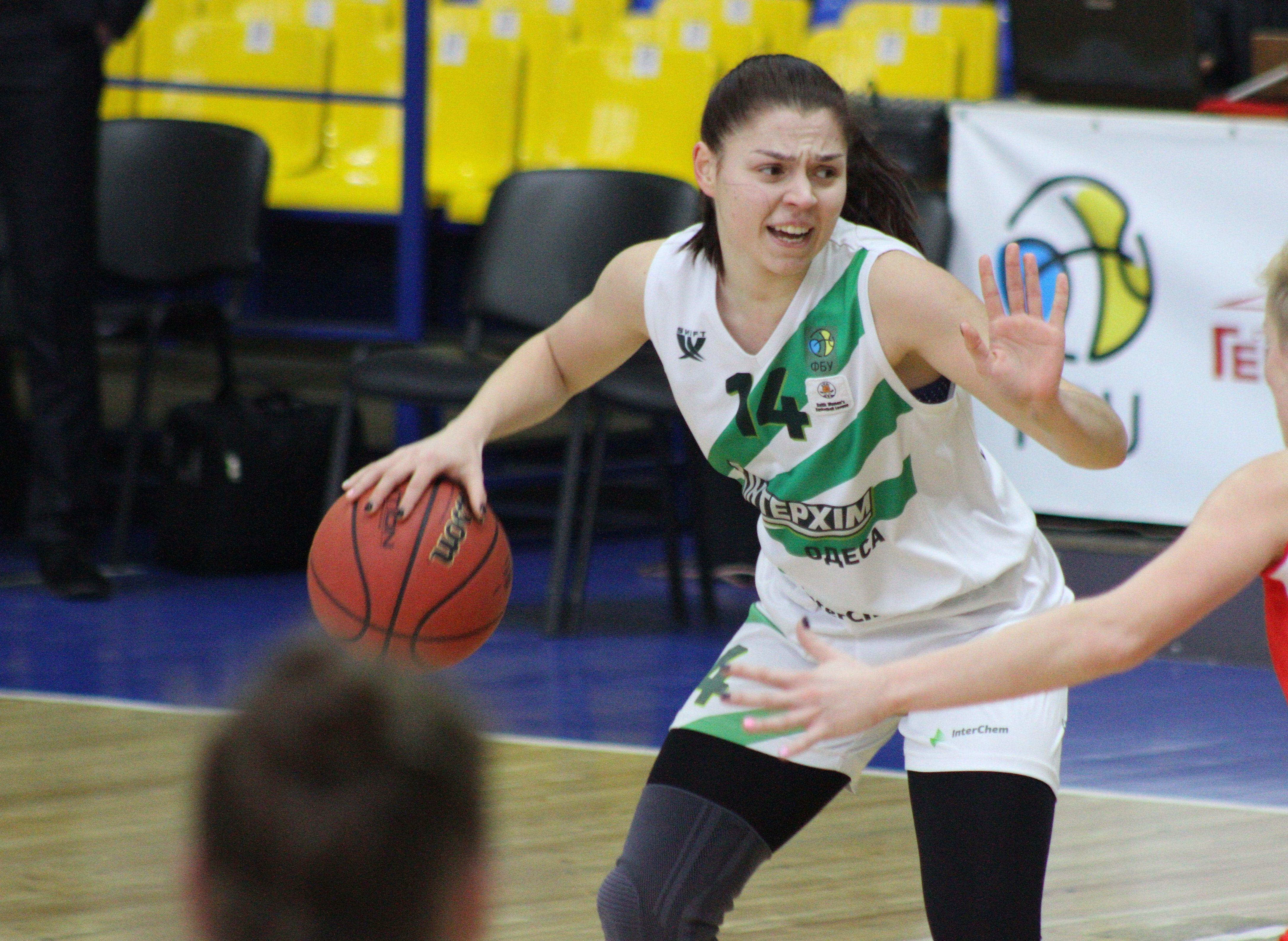 Кубок України (жінки): Інтерхім прогнозовано переміг Тигриць