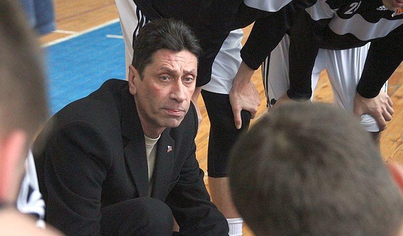 Володимир Чурсін: навіть діти мають займатися баскетболом професіонально