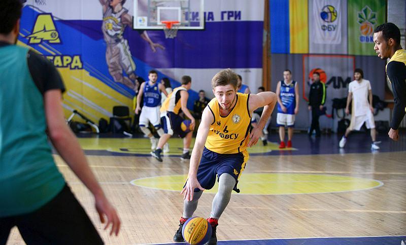 Визначилися переможці етапу Winter Basket Battle 3x3 у Києві