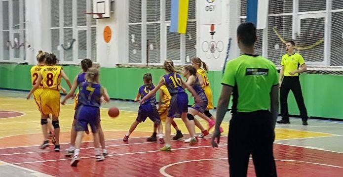 ВЮБЛ (дівчата-2006, дивізіон Б): полтавський початок другого етапу