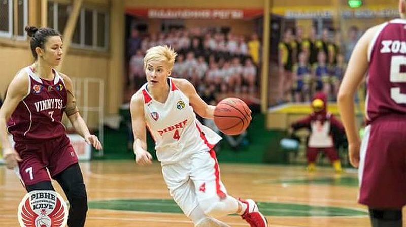 Вікторія Шматова: на БК Рівне чекає велике майбутнє