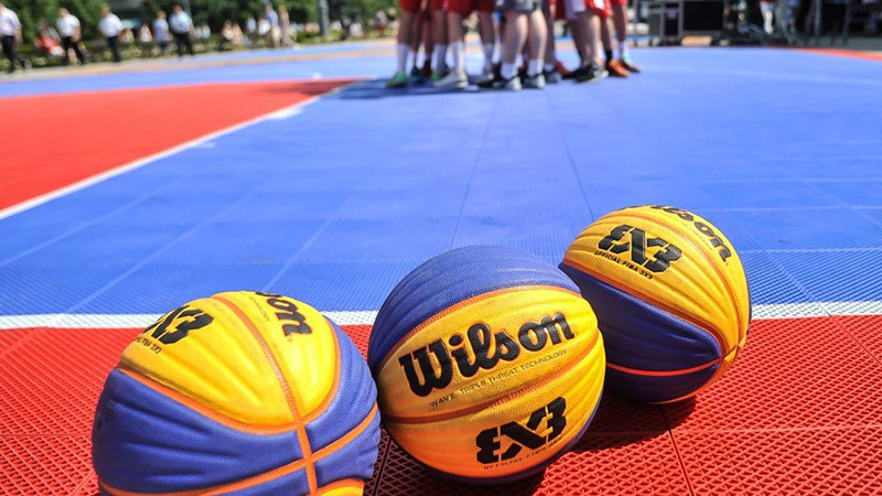 Winter Basket Battle 3x3: онлайн відеотрансляція етапу в Кременчуці
