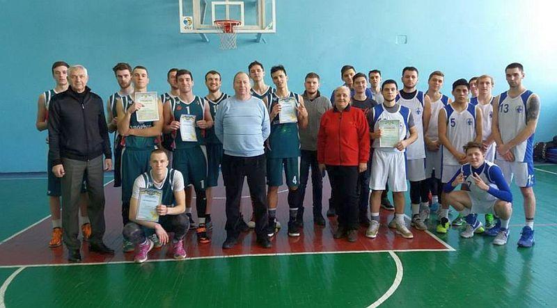 Зіграно матчі етапу СБЛУ Таскомбанк у Запоріжжі
