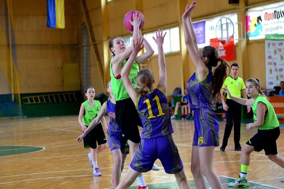 ВЮБЛ (дівчата-2004): другий етап розпочнуть у Києві