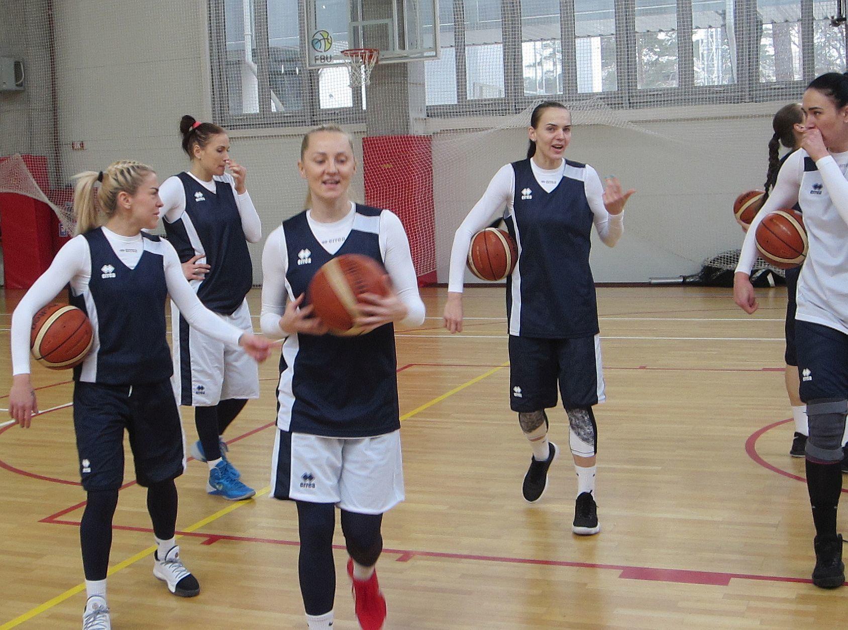 Відкрите тренування збірної України: вміння зіграти, коли треба