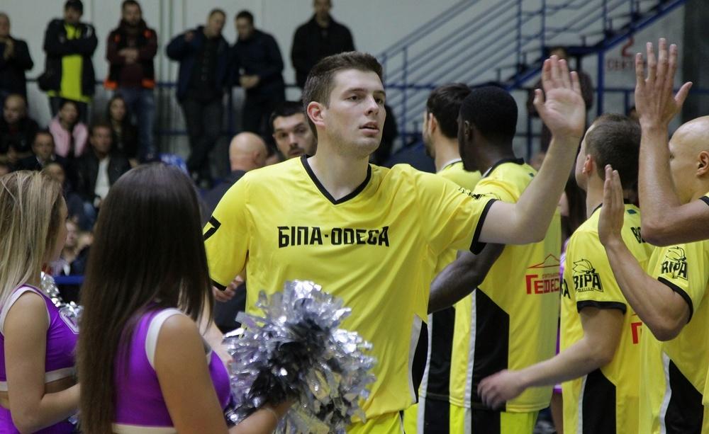 БК «БІПА-Одеса» припинив співробітництво з двома гравцями