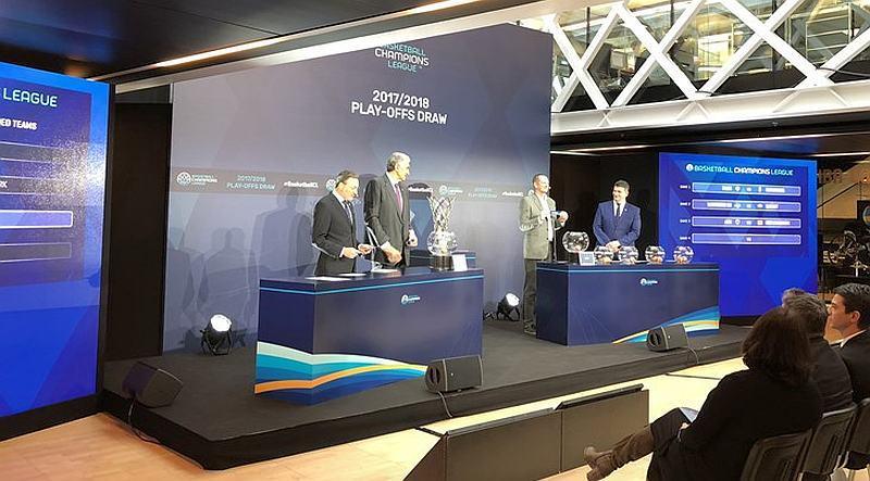 Ліга чемпіонів: жеребкування плей-оф