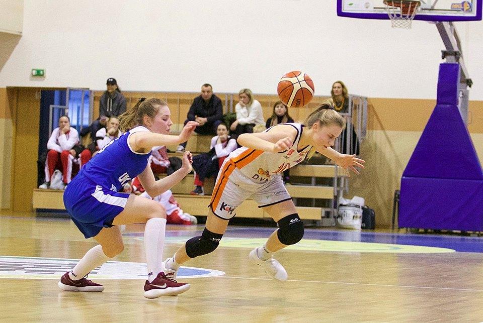 Молодіжна жіноча збірна України вдруге поступилася у Литві