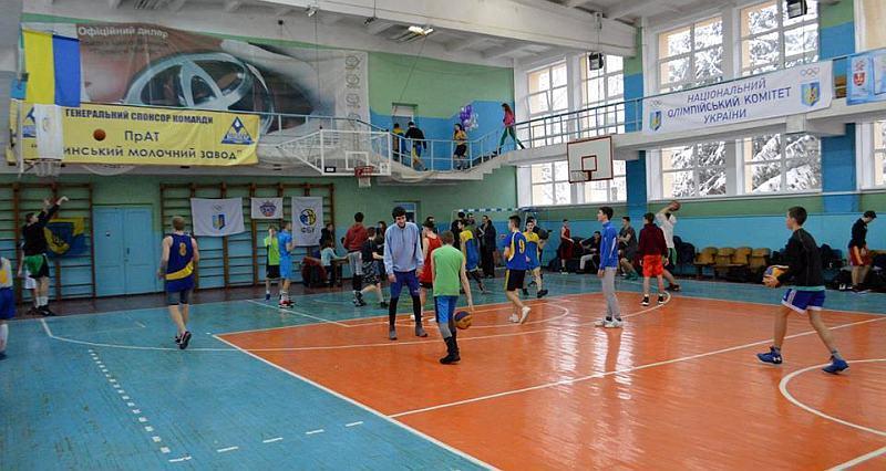 Зіграно етап Winter Basket Battle 3x3 у Вінниці