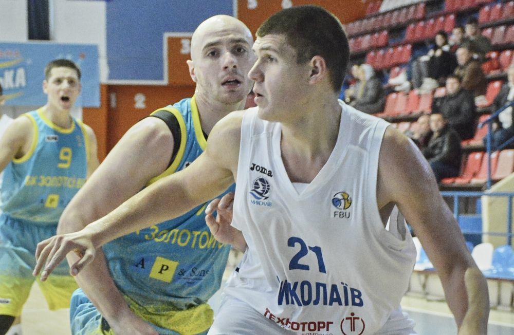 Михайло Коровін: удень - робота, ввечері – баскетбол
