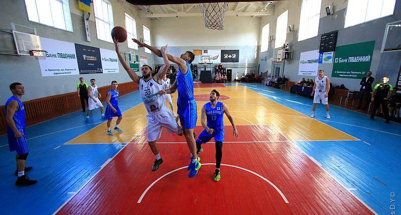 Вища ліга: фаворит сезону поступився в Кременчуці