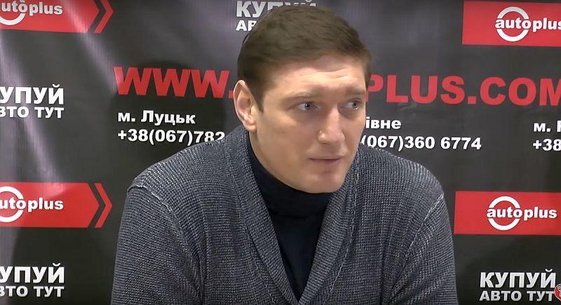 Сергій Ліщук: не хотілося б виходити в Суперлігу лише на рік