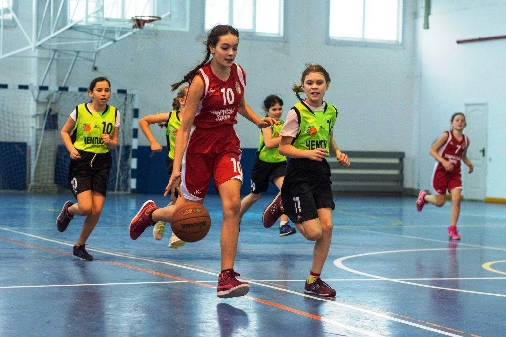 ВЮБЛ (дівчата-2006, дивізіон Б): на фініші другого етапу
