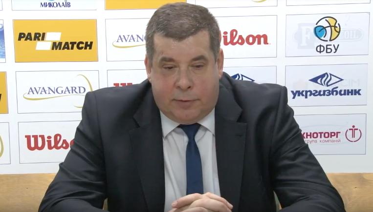 МБК Миколаїв - БІПА-Одеса: відео коментарів після гри