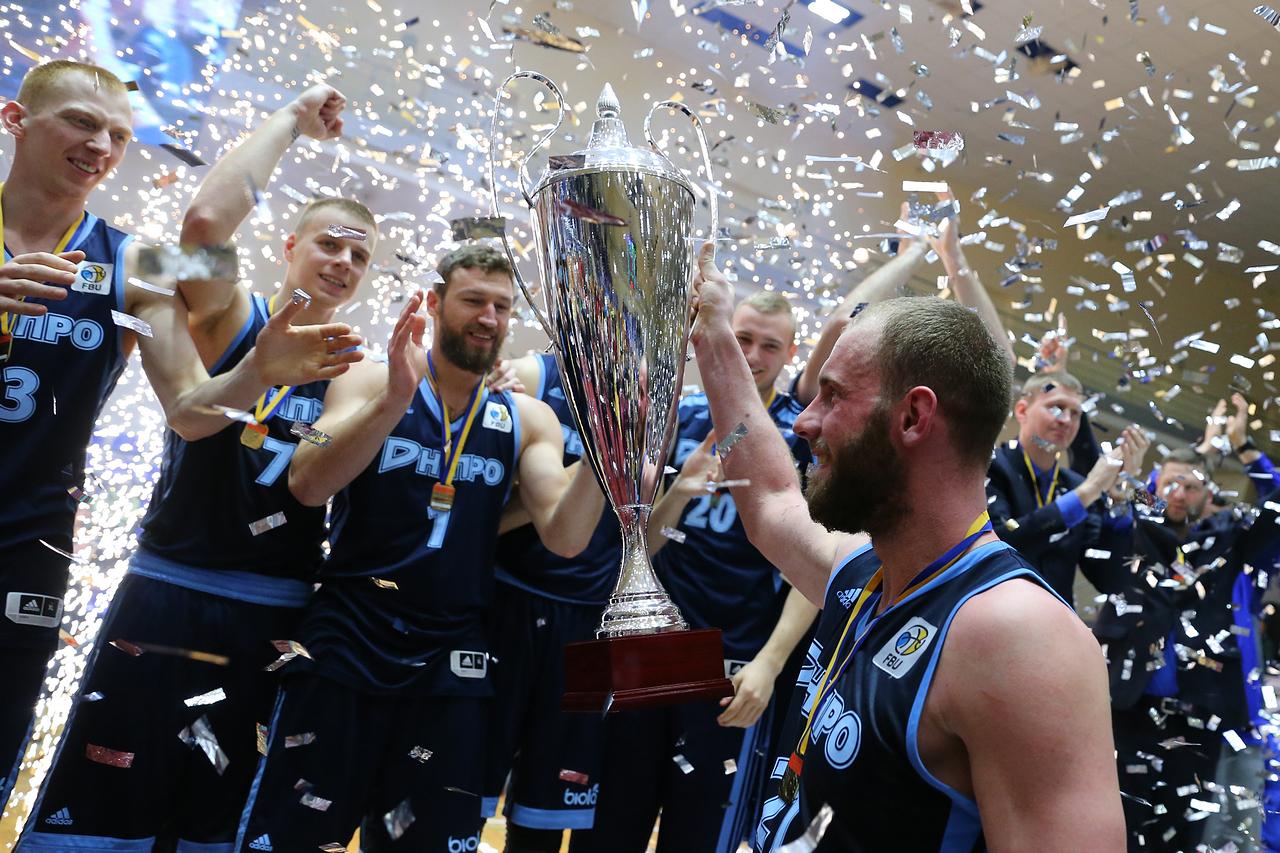 Нагородження переможців та призерів Кубку України у Харкові: відео