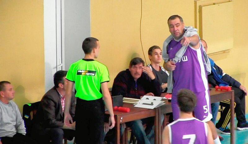 Олег Пелех: у мене борг перед баскетбольним Калушем