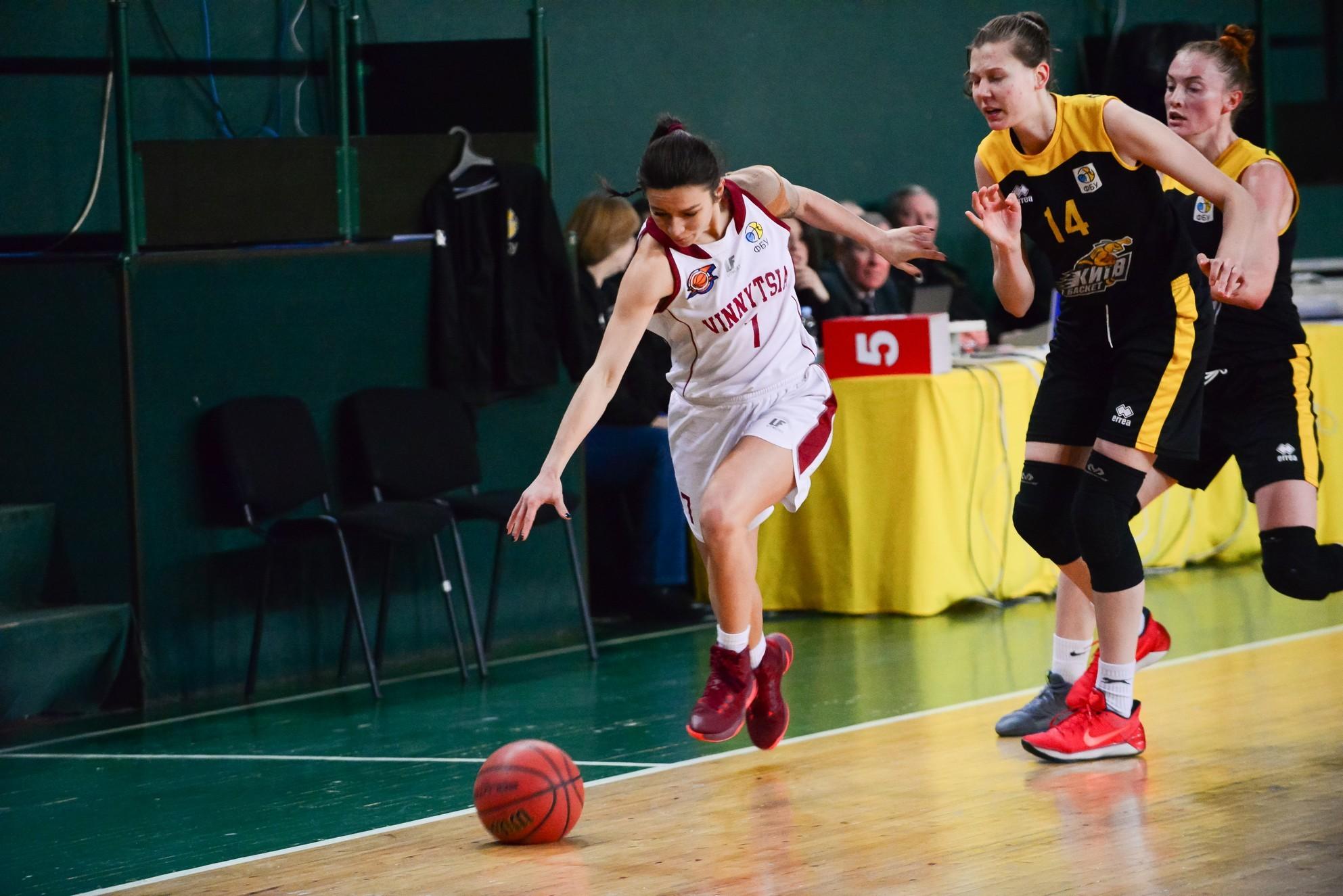 Переможна серія Київ-Баскета зросла до 23 матчів: фотогалерея