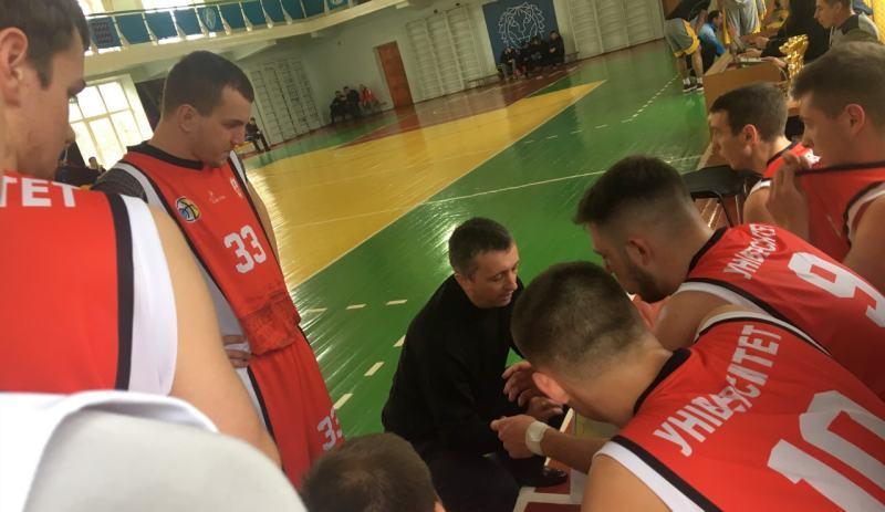 Завершено змагання в дивізіоні Захід-1 СБЛУ Таскомбанк