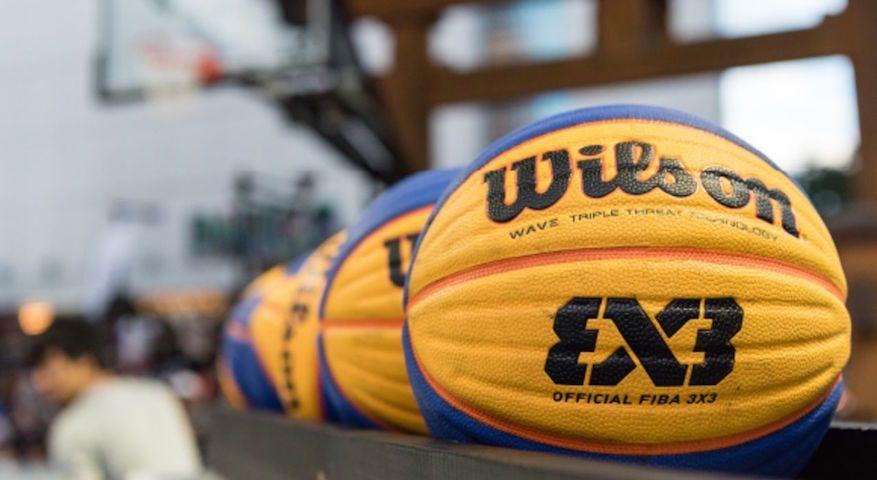 Україна піднялася на друге місце в світовому рейтинзі з баскетболу 3х3
