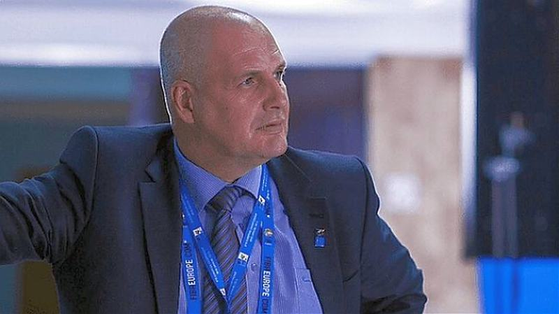 Вітаємо Генерального секретаря ФБУ Володимира Драбіковського з днем народження
