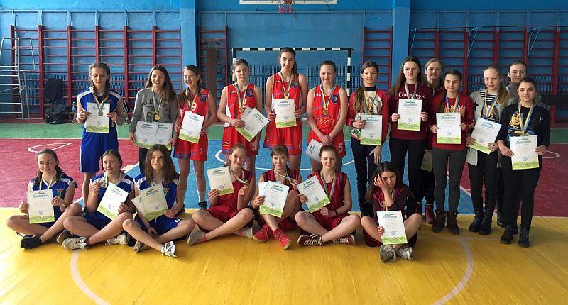 У Хмельницькому відбулися змагання з баскетболу 3х3 серед школярів