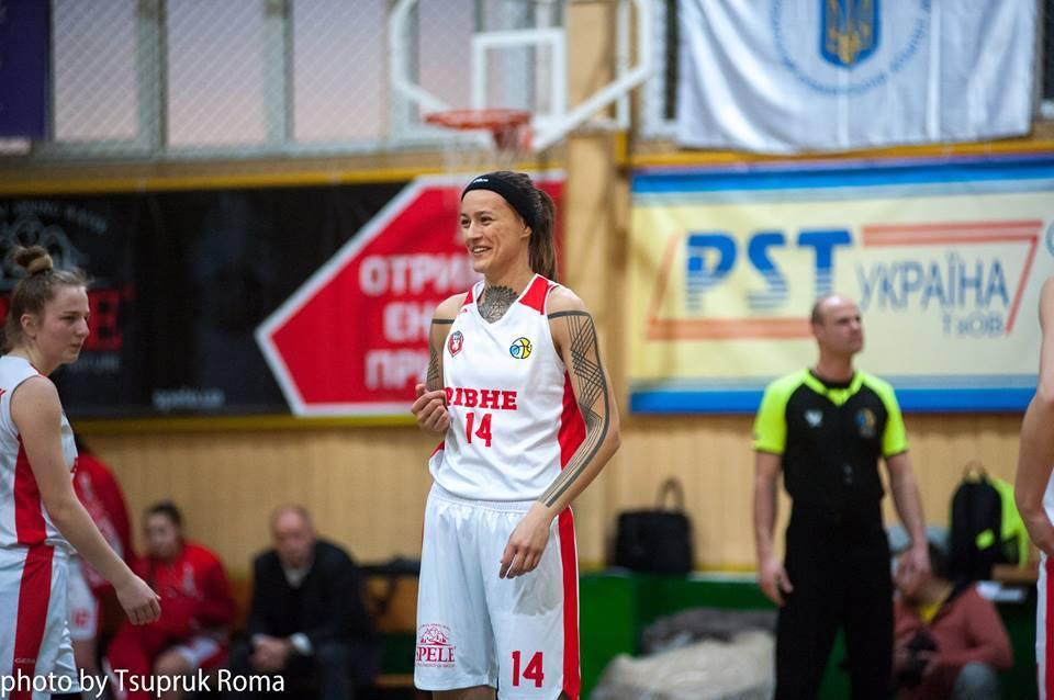 Другий тиждень поспіль найціннішим гравцем жіночої Суперліги визнано баскетболістку БК Рівне