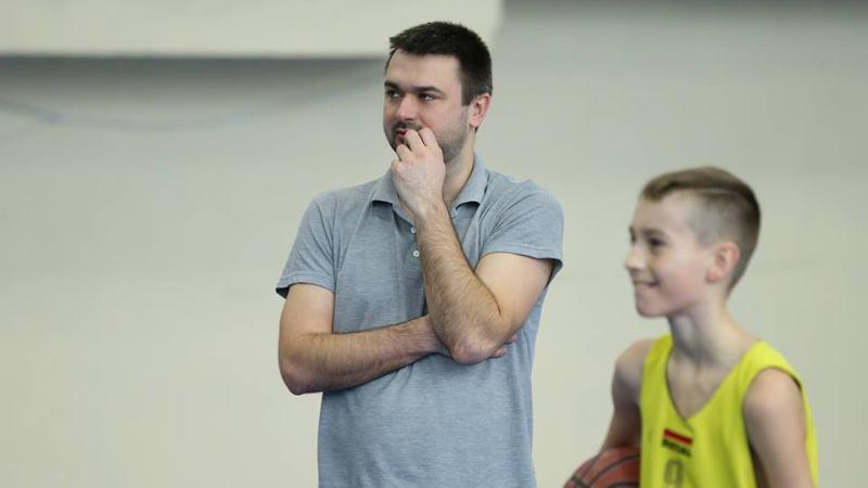 Тренер Харківських Соколів: тренування з дітьми зарядило гравців перед виїздом до Маріуполя