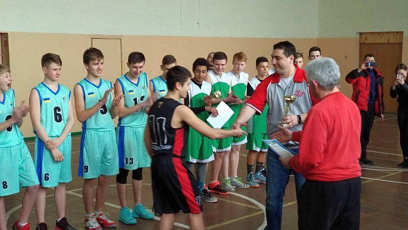 У Хмельницькому зіграно Кубок міста серед школярів