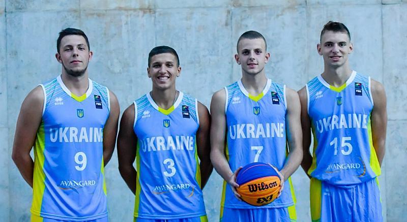 Збірні України з баскетболу 3х3 зіграють на ІІІ літніх Юнацьких Олімпійських іграх