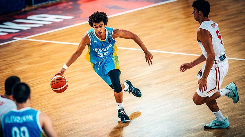 Баскетболіст збірної України вийде на драфт НБА