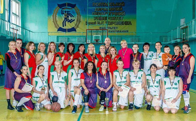 Зіграно матчі чемпіонату України серед ветеранів