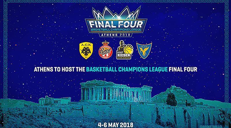 Визначено місце фіналу Ліги чемпіонів ФІБА 2018 року