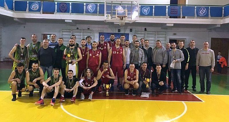 На Рівненщині визначився чемпіон Аматорської баскетбольної ліги
