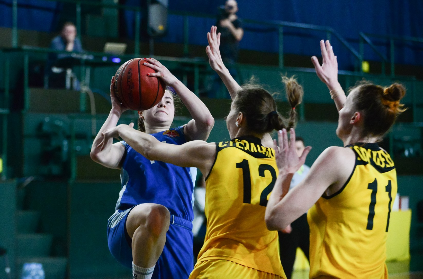 Київ-Баскет поширив переможну серію на плей-оф: фотогалерея