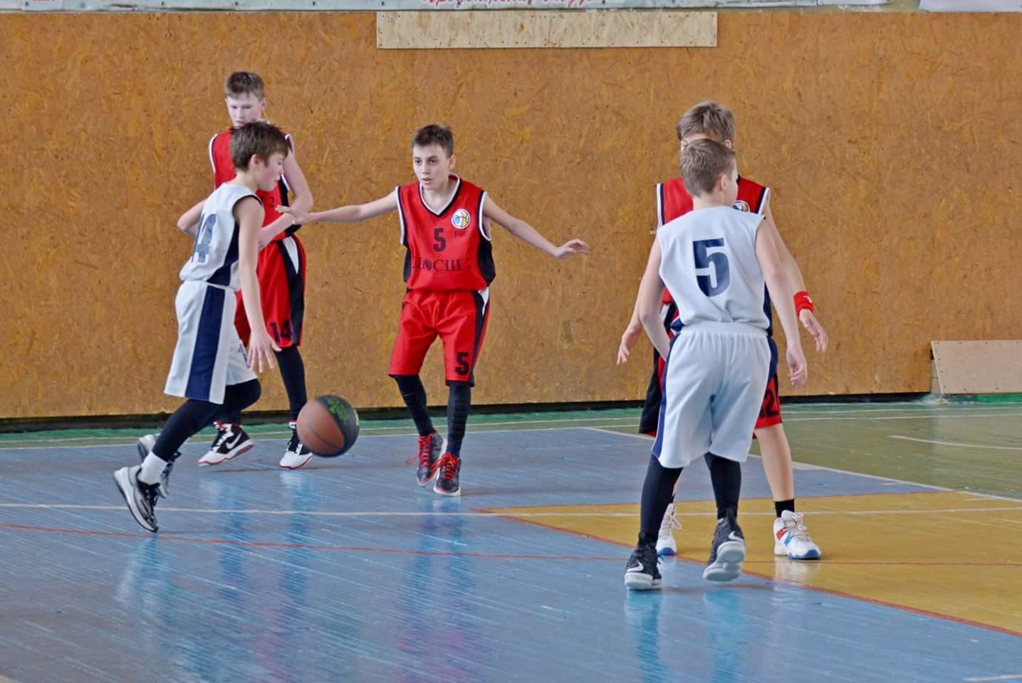 Баскетбольна вправа 3 на 3 Guts