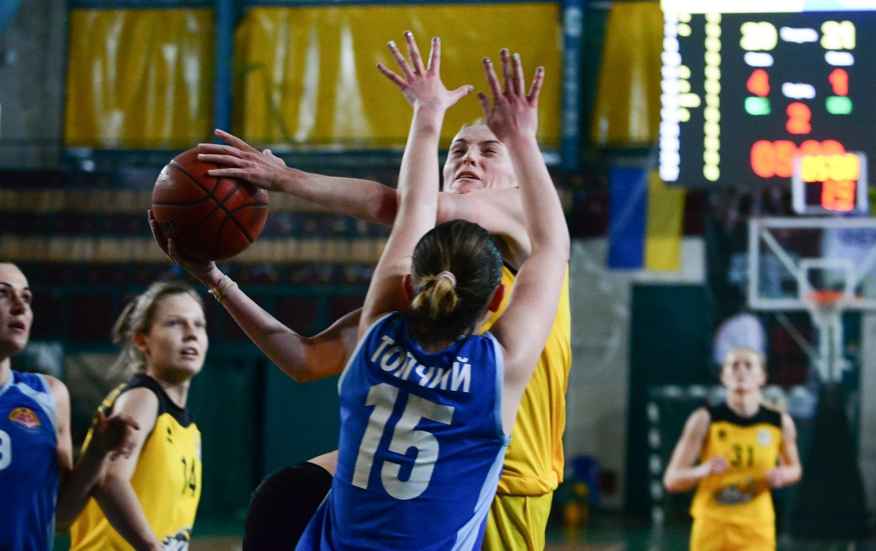 Жіноча Суперліга: Київ-Баскет – перший фіналіст