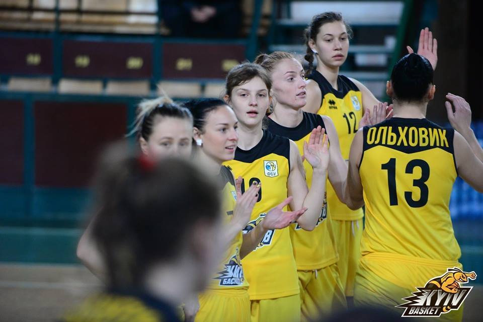 Київ-Баскет оформив 30 поспіль перемогу у жіночій Суперлізі