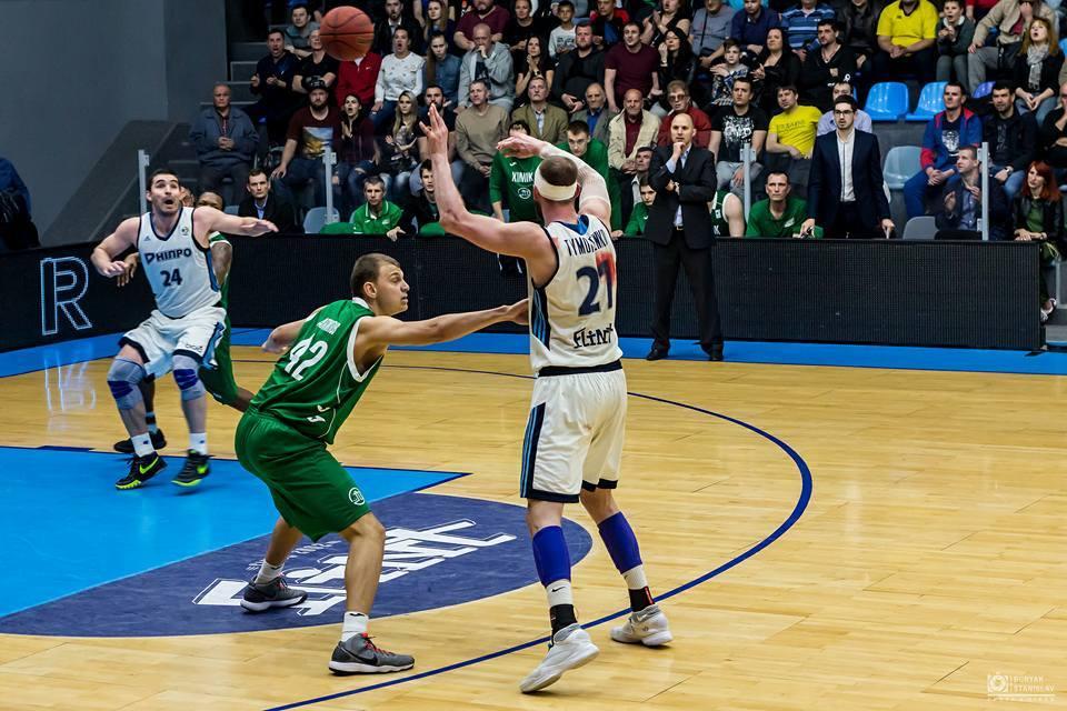 Дніпро переміг Хімік: топ-моменти другого матчу півфінальної серії Суперліги Парі-Матч