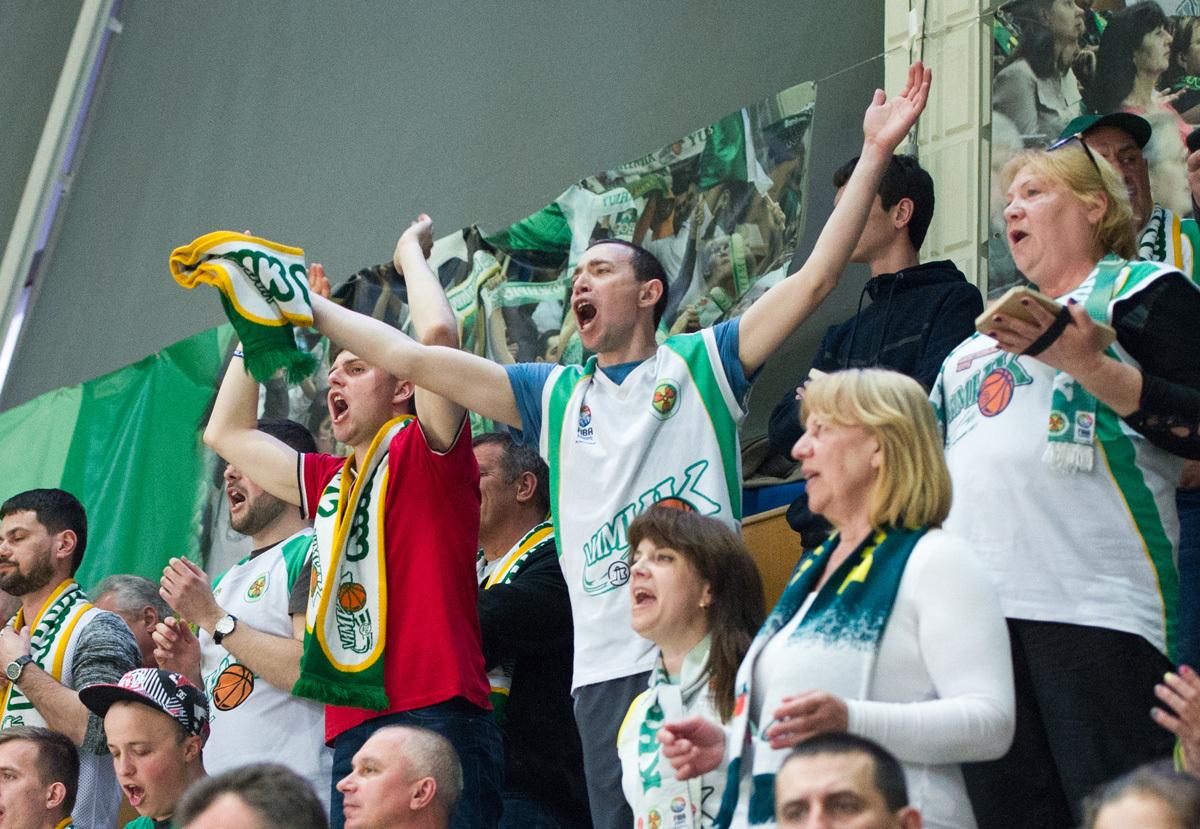 Хімік - Дніпро: фото з матчу