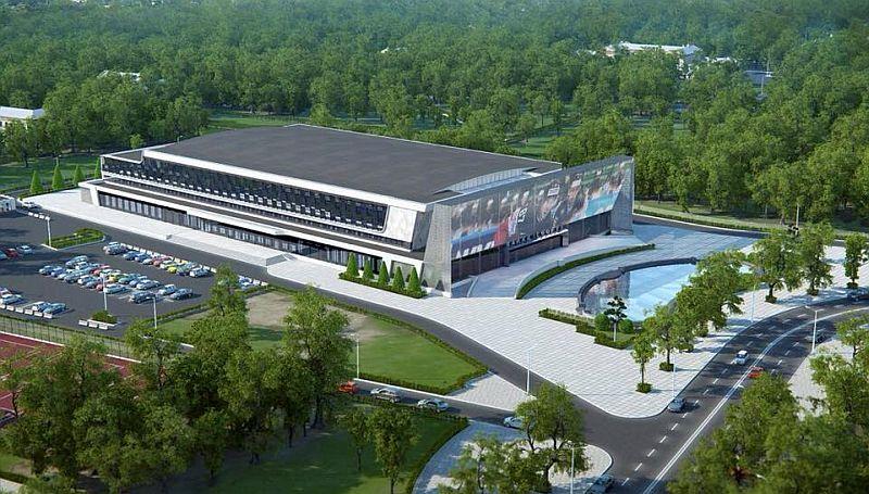 Одеса отримає новий Палац спорту