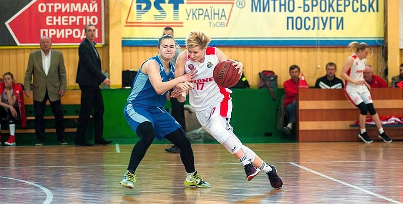 Як Рівне зрівняло рахунок у бронзовій серії чемпіонату України: фотогалерея