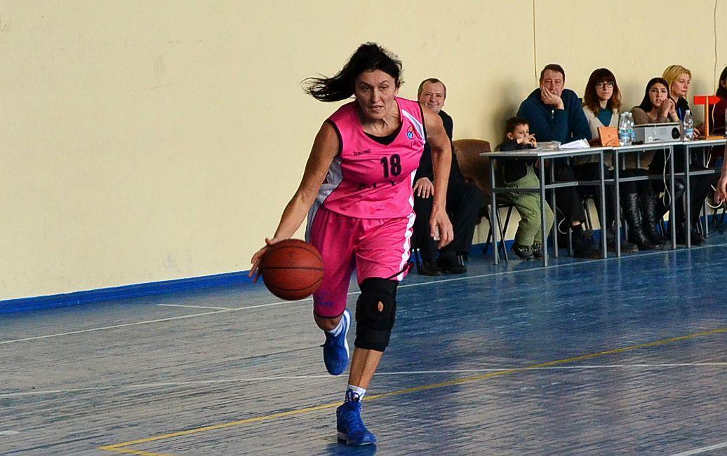 Олена Вергун: баскетбол не стоїть на місці