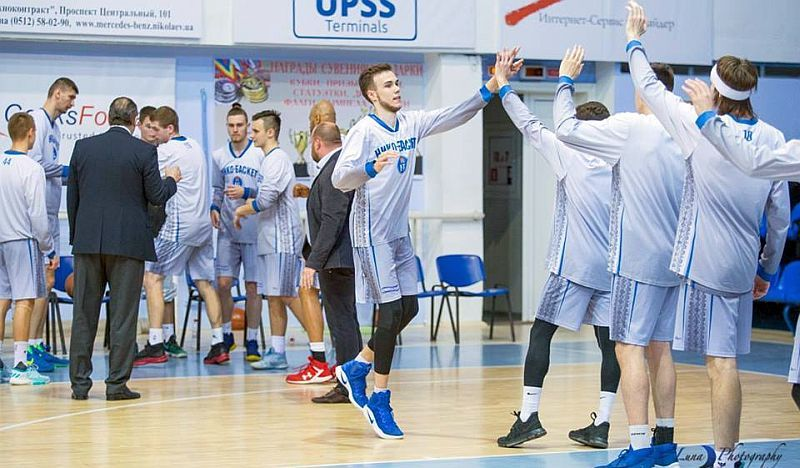 Вища ліга: у Миколаєві відбудеться другий матч за 3 місце