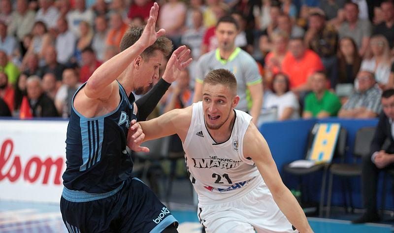 Найкращі моменти фінальної серії чемпіонату України: відео