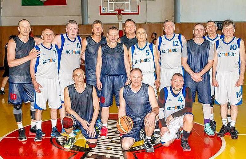 У Кривому Розі фінішував чемпіонат України серед ветеранів