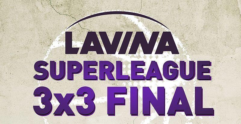 Lavina Суперліга 3х3: розклад матчів фіналу
