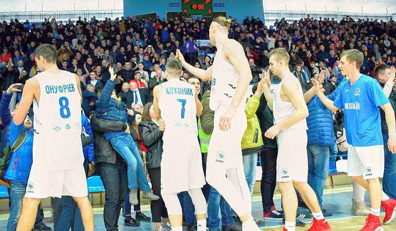 МБК Миколаїв зустрінеться з вболівальниками